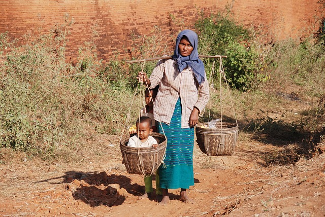 conflit en birmanie