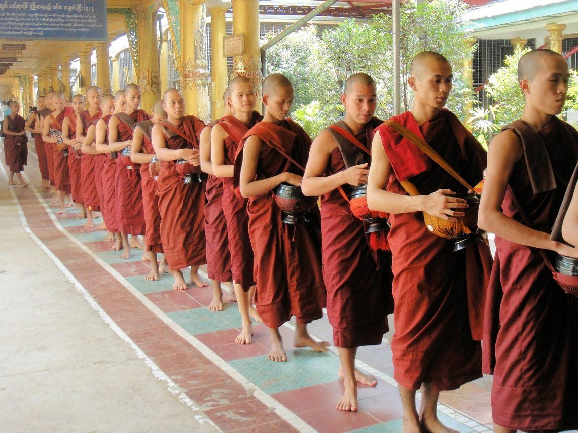 Actualité politique de la Birmanie