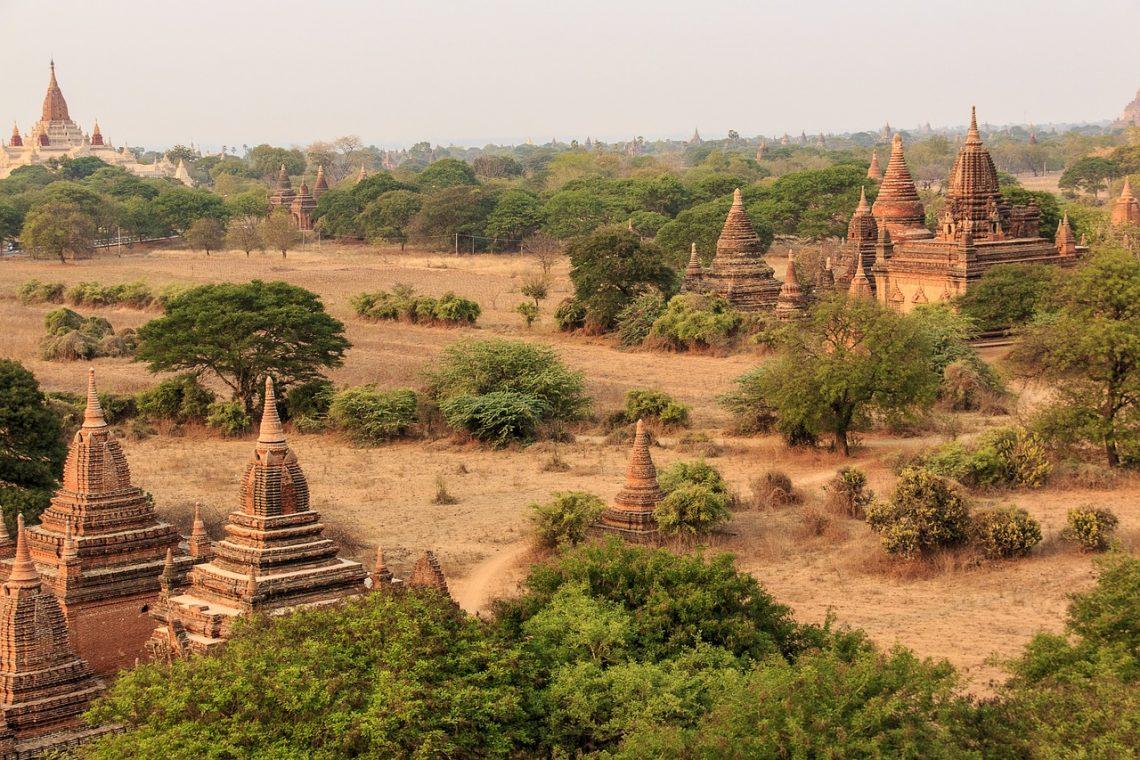 Chine et Birmanie