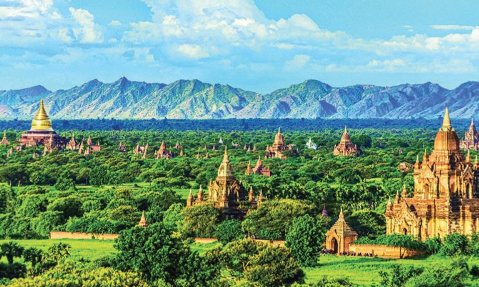 Temples birmanie